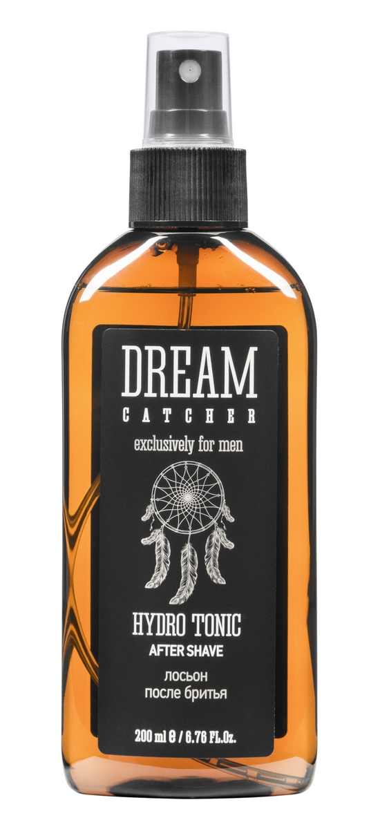 Dream Catcher Лосьон после бритья Hydro tonic after shave, 200 мл weleda revitalising hair tonic