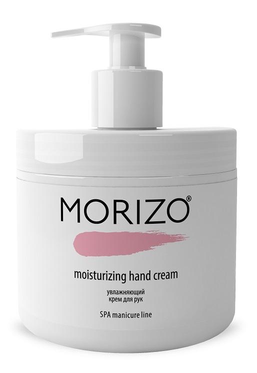 Morizo Крем для рук увлажняющий, 500 мл109005Активный состав крема интенсивно увлажняет, придает коже упругость и гладкость. Отлично сочетается с парафинотерапией.