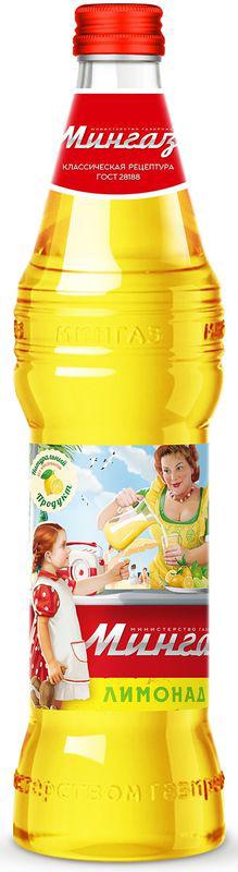 Мингаз Лимонад напиток, 0,5 л1656100% натуральный лимонад. Без консервантов. Оригинальный дизайн, красиво обыгрывающий истории из жизни в советском прошлом.