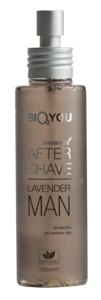 BIO2You Спрей после бритья  Лаванда , 100 мл - Мужские средства для бритья и уход за бородой