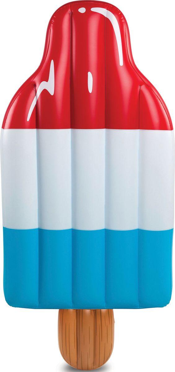 Матрас надувной BigMouth Rocket Ice PopBMPFRPНадувные матрасы BigMouth – удивительная серия пляжных аксессуаров, выполненная в ярких дизайнах и незаурядных формах. Это оригинальные изделия для отдыха в бассейне и на пляже, на которых приятно расположиться в жаркий летний день, покачаться на волнах и получить порцию солнечного загара. Порадуйте себя и своих гостей, скрасив ваш отдых в бассейне такой необычной игрушкой. Это прекрасный вариант для веселого времяпровождения как детей, так и взрослых.Изделия выполнены из особо прочного винила, за счет чего выдерживают до 90 кг веса! Благодаря улучшенной технике печати они стойко переносят длительное воздействие ультрафиолета, не теряя яркость цветов. При производстве компания уделяет пристальное внимание качеству и безопасности плавательных аксессуаров, поэтому каждый продукт проходит тщательные проверки и испытания на прочность.