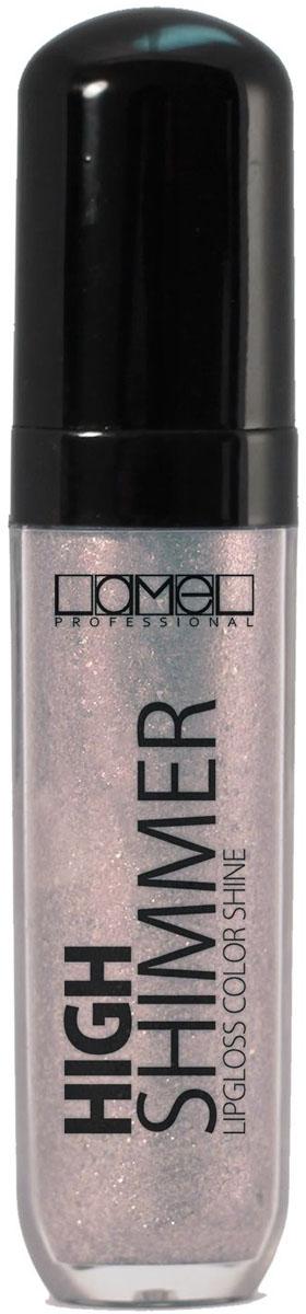 Lamel Professional Блеск для губ High Shimmer 208, 8 мл5060449184551Роскошный мерцающий блеск, создающий иллюзию более полных губ. Невероятное разнообразие цветов для безупречного сияния ваших губ. Текстура High Shimmer равномерно распределяется по коже невесомым полупрозрачным слоем, не создает ощущения липкости, не скатывается в уголках губ и обладает прекрасной стойкостью.