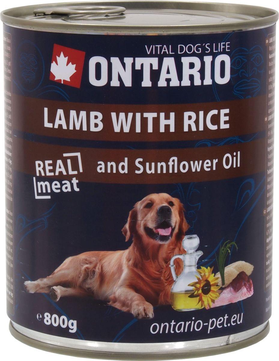 Консервы_~Ontario~_-_это_полнорационный_корм_для_собак._Для_этих_консервов_отобраны_только_самые_лучшие_ингредиенты,_чтобы_порадовать_вашего_пушистого_гурмана.__При_изготовлении_консервов_используется_только_отборное_мясо_и_натуральный_мясной_бульон,_а_также_витамины_и_минералы_для_поддержания_здоровья_питомца._Подсолнечное_масло_содержит_высокий_процент_полиненасыщенных_жиров,_особенно_оно_богато_омега_6,_а_также_витамином_Е_и_магнием._Поэтому_подсолнечное_масло_благотворно_влияет_на_состояние_шерсти_и_кожного_покрова,_а_также_способствует_профилактике_сердечно-сосудистых_заболеваний._Состав:_65%25_мясо_и_его_производные_(из_которых_30%25_ягненок),_бульон_(28,5%25),_злаки_(5%25_рис),_1%25_минералы,_масла_и_жиры_(0,5%25_подсолнечное_масло)._Гарантированный_анализ:_белок_10,2%25,_жир_6,7%25,_зола_2,5%25,_клетчатка_0,4%25,_влага_6%25._Добавки:_витамин_D3_200_МЕ,_витамин_E,_all_rac_альфа-токоферол_ацетат_30_мг,_моногидрат_сульфата_цинка_15_мг,_сульфат_марганца_II_моногидрат_3_мг,_йодат_кальция_безводного_0,75_мг._Товар_сертифицирован.