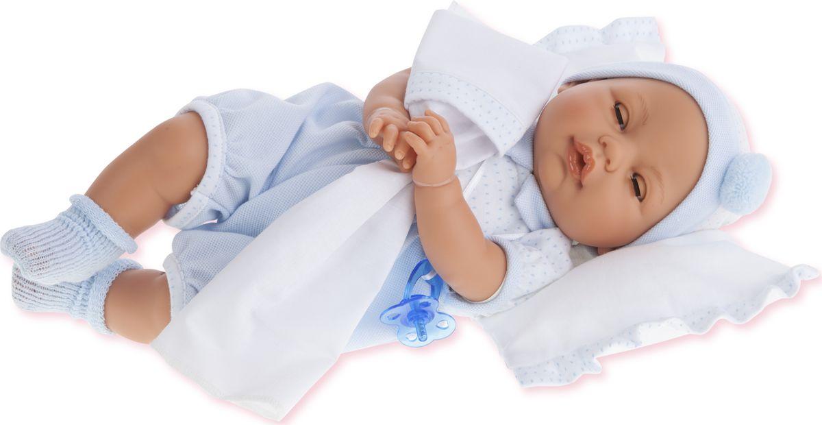 Juan Antonio Пупс озвученный Габи цвет одежды голубой juan antonio пупс ферран цвет одежды голубой
