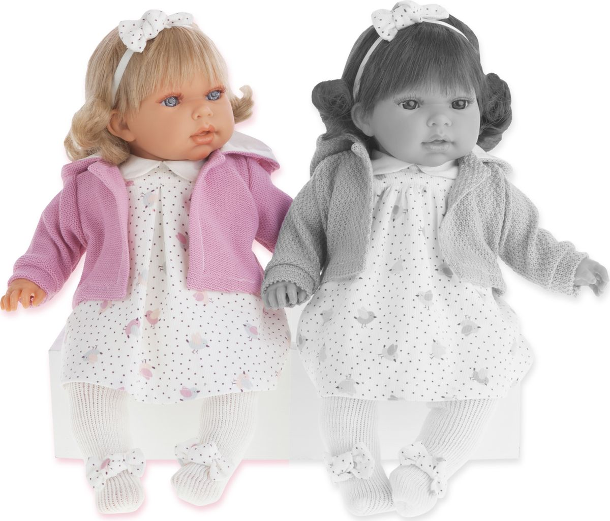 Juan Antonio Кукла озвученная Лорена цвет одежды розовый куклы и одежда для кукол весна озвученная кукла саша 1 42 см