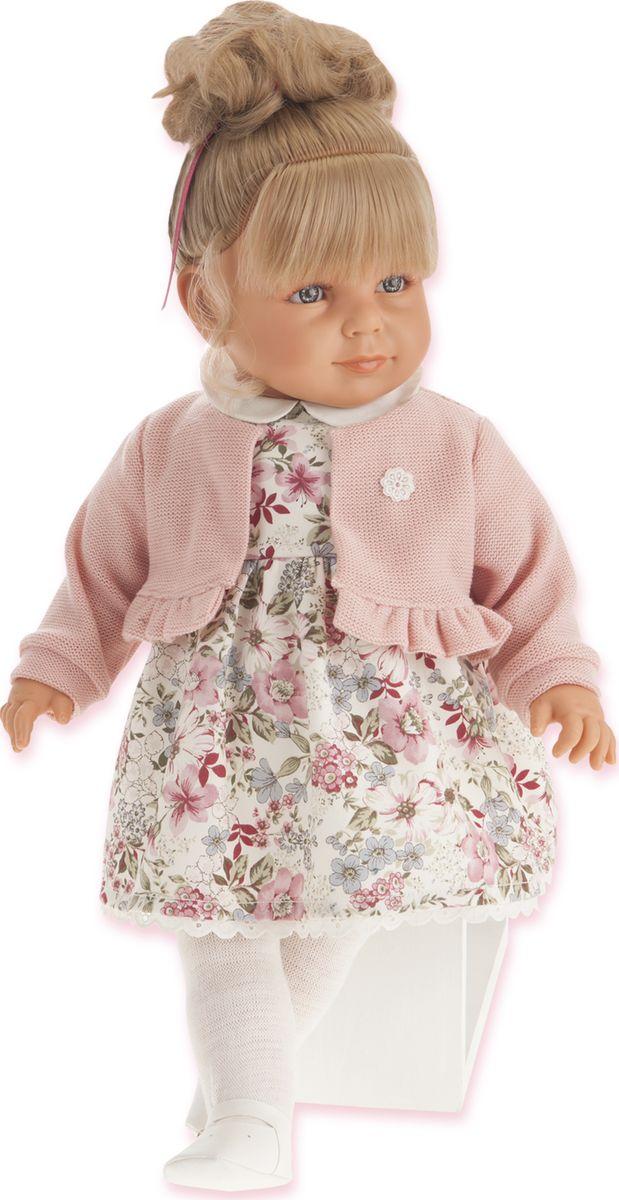 Juan Antonio Кукла Нина цвет одежды розовый кукла yako m6579 6