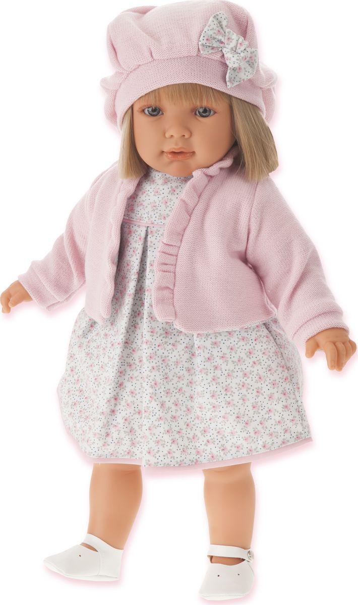 Juan Antonio Кукла Аделина цвет одежды розовый кукла yako m6579 6