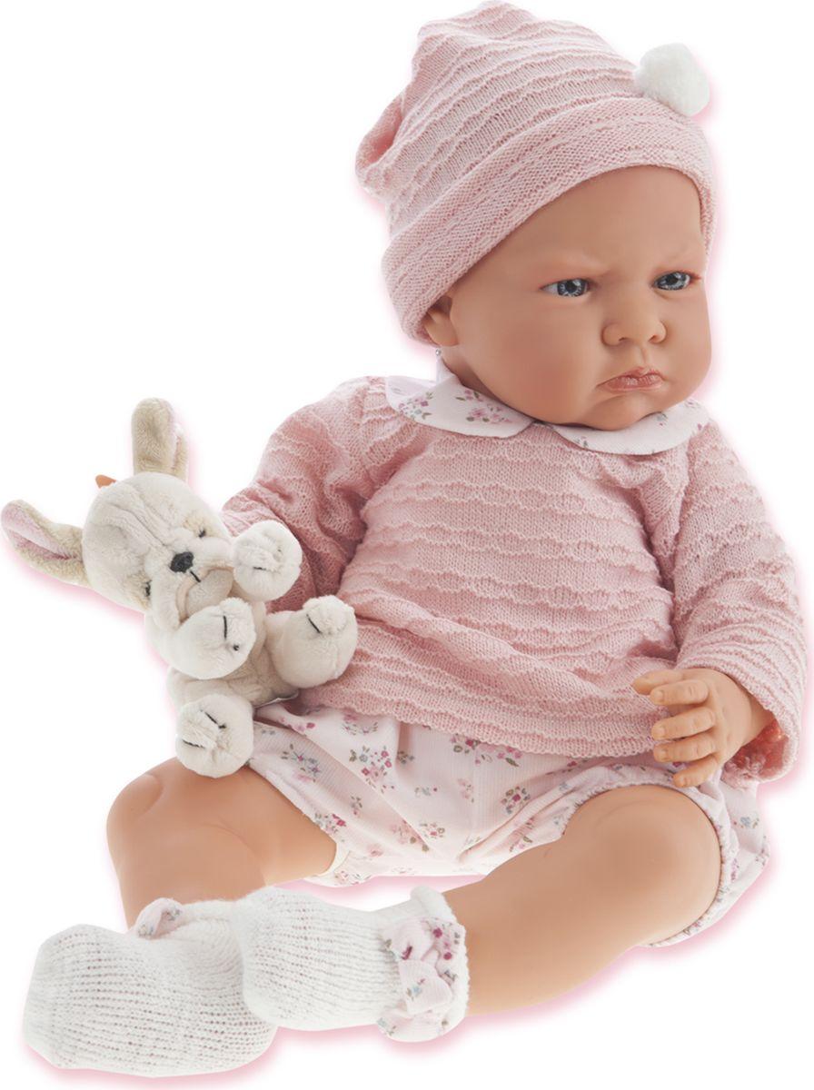 Juan Antonio Пупс озвученный Бернардита цвет одежды розовый juan antonio пупс ферран цвет одежды голубой
