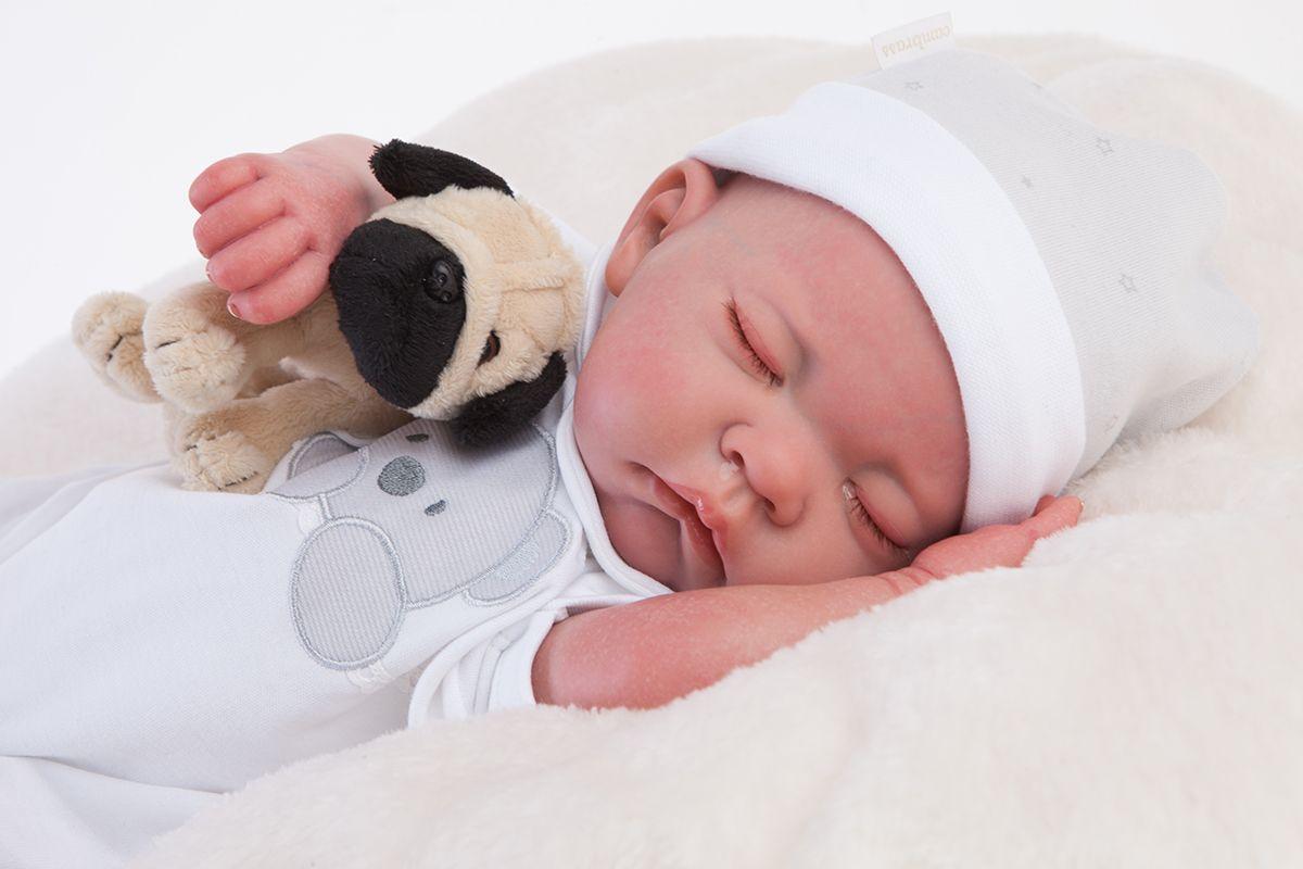 izmeritelplus.ru: Juan Antonio Кукла Реборн Младенец Рамон спящий