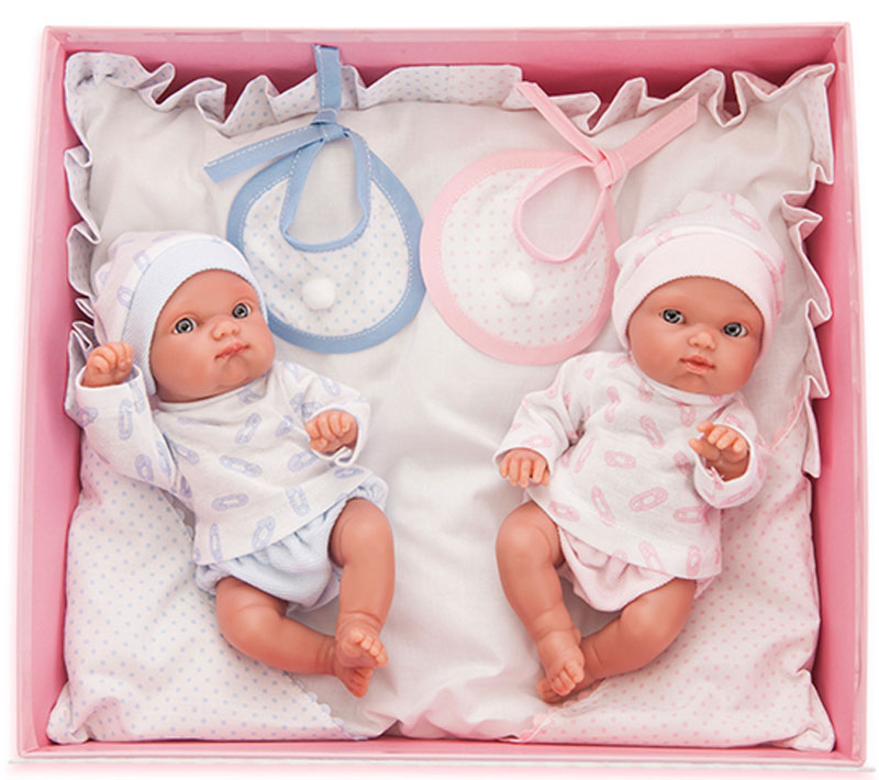 Juan Antonio Куклы-двойняшки Пепито и Лолита