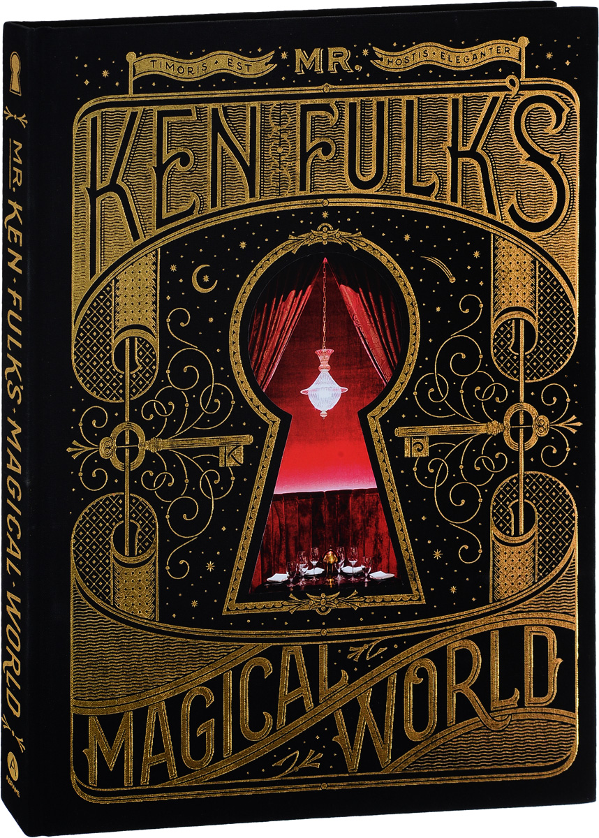 Mr. Ken Fulk's Magical World купить ken barbie