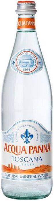 Acqua Panna вода минеральная, негазированная гидрокарбонатная магниево-кальциевая, стекло, 0,5 л acqua natia вода минеральная 0 5 л