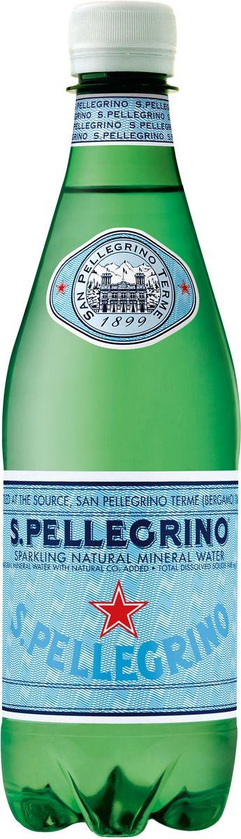 San Pellegrino вода минеральная газированная гидрокарбонатно-сульфатная магниево-кальцевая, 0,5 лNST-12148882S.Pellegrino – минеральная вода натуральной газации, которая добывается из термальных источников итальянской коммуны Сан Пеллегрино Терме (San Pellegrino Terme), расположенной в предгорье Альп на севере Италии. Источник стал популярен еще в начале 16-го века. На его воды съезжалась знать со всей Европы благодаря великому гению эпохи Ренессанс Леонардо Да Винчи, который первым создал карту расположения источника Сан-Пеллегрино. Каждая капля воды S.Pellegrino, рожденная в итальянских Альпах, проходит 30-тилетний путь под землей, насыщаясь минеральными веществами. Её бережно разливают в бутылки прямо на источнике с 1899 года. S.Pellegrino – это настоящий символ Италии и совершенное выражение итальянского образа жизни.100% натуральная водаНе подвергается химической обработкеТонкий вкус и сбалансированное содержание газа прекрасно подчёркивают вкус едыМожно употреблять без ограничения и в любом количествеИсточник полностью защищен и охраняется государствомИсточник: Сан Пеллегрино Терме, Бергамо, Италия.
