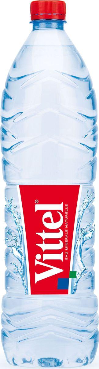 Vittel вода минеральная негазированная гидрокарбонатно-сульфатная магниево-кальциевая, 1,5 л вода минеральная vittel негазированная от 3 лет 1 5 л