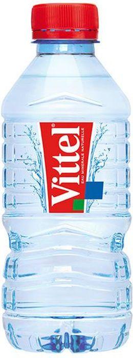 Vittel вода минеральная негазированная гидрокарбонатно-сульфатная магниево-кальциевая, 0,33 л вода минеральная vittel негазированная от 3 лет 0 75 л