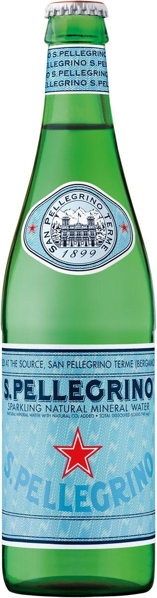 San Pellegrino вода минеральная газированная гидрокарбонатно-сульфатная магниево-кальцевая, стекло, 0,5 лNST-4903902S.Pellegrino – минеральная вода натуральной газации, которая добывается из термальных источников итальянской коммуны Сан Пеллегрино Терме (San Pellegrino Terme), расположенной в предгорье Альп на севере Италии. Источник стал популярен еще в начале 16-го века. На его воды съезжалась знать со всей Европы благодаря великому гению эпохи Ренессанс Леонардо Да Винчи, который первым создал карту расположения источника Сан-Пеллегрино. Каждая капля воды S.Pellegrino, рожденная в итальянских Альпах, проходит 30-летний путь под землей, насыщаясь минеральными веществами. Её бережно разливают в бутылки прямо на источнике с 1899 года. S.Pellegrino – это настоящий символ Италии и совершенное выражение итальянского образа жизни.100% натуральная водаНе подвергается химической обработкеТонкий вкус и сбалансированное содержание газа прекрасно подчёркивают вкус едыМожно употреблять без ограничения и в любом количествеИсточник полностью защищен и охраняется государствомИсточник: Сан Пеллегрино Терме, Бергамо, Италия.