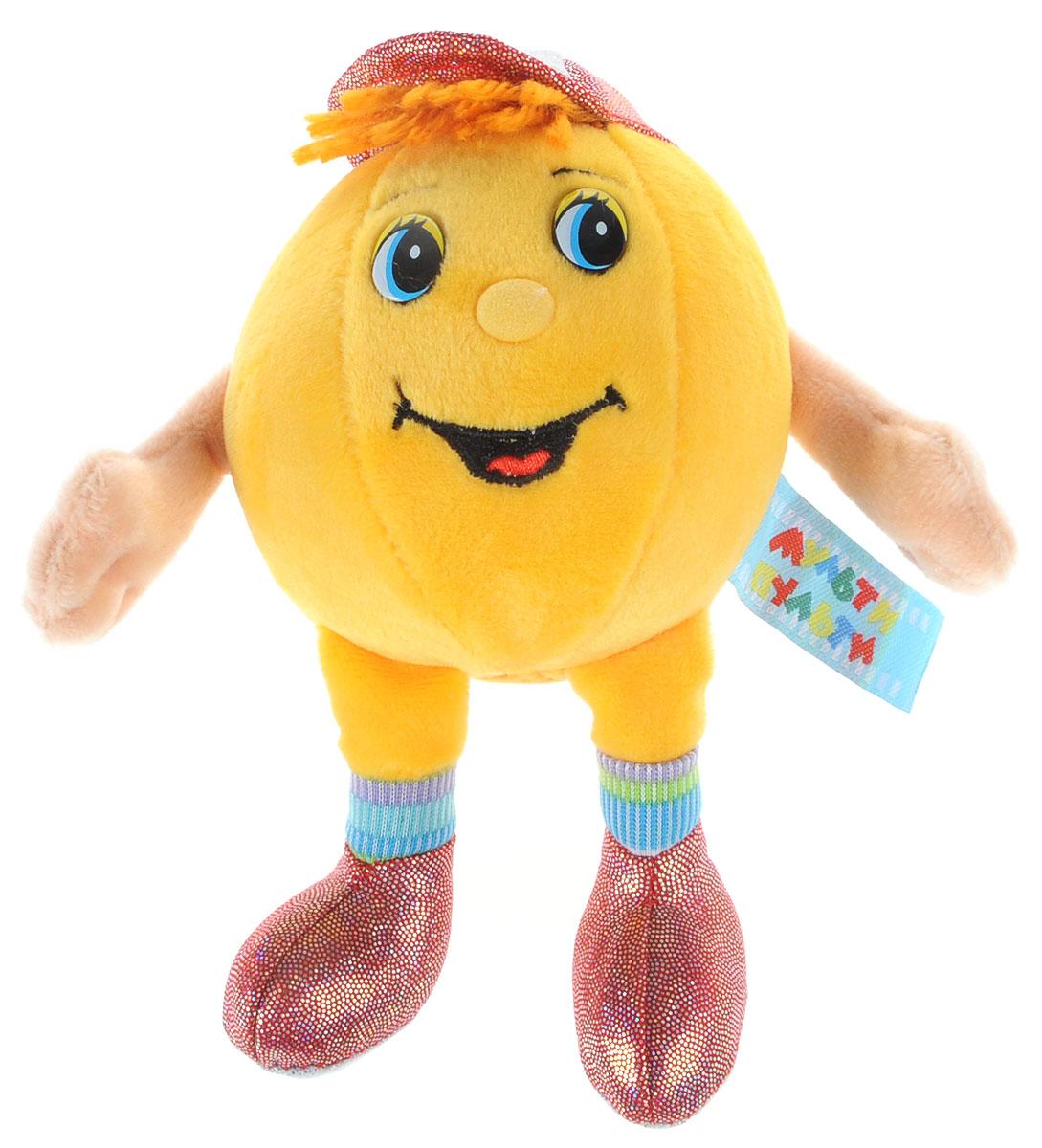 Мульти-Пульти Мягкая озвученная игрушка Колобок 16 см yo kai watch мягкая игрушка walkappa 16 см