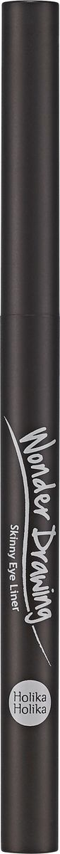 Holika Holika Подводка-карандаш для глаз Вандер Дроуинг Скинни, тон 02, древесно-коричневый, 0.14 г,29199558022Гелевая подводка-карандаш обладает тонким грифелем, позволяющим создать точные и аккуратные линии. Уникальная водостойкая формула позволяет подводке держаться в течение долгого времени. Обладает насыщенным пигментом и гипоаллергенным составом.