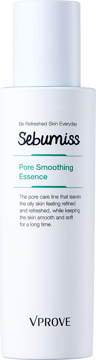 Vprove Эссенция для проблемной кожи Себумис, успокаивающая, 50 млVSBES0001Линия разработана специально для жирной и комбинированной кожи с широкими порами. Средства освежают кожу, нормализуют гидролипидный баланс и делают рельеф более ровным, а кожу гладкой и упругой. В состав линии входит био-дермоглюкан, запатентованный брендом Vprove, он поддерживает иммунитет кожи, увлажняет ее и смягчает. Экстракт эвкалипта уменьшает сальный блеск, перилла нормализует гидролипидный баланс, а экстракт коры африканского дерева способствует сужению пор. Эссенция уменьшает жирный блеск кожи, увлажняет ее и успокаивает воспаления.