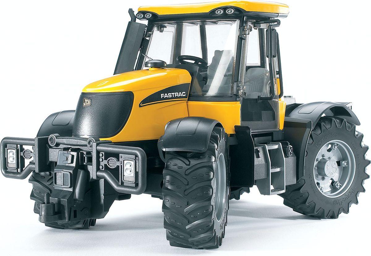 Bruder Трактор JCB Fastrac 3220 плоскогубцы jcb jpl005