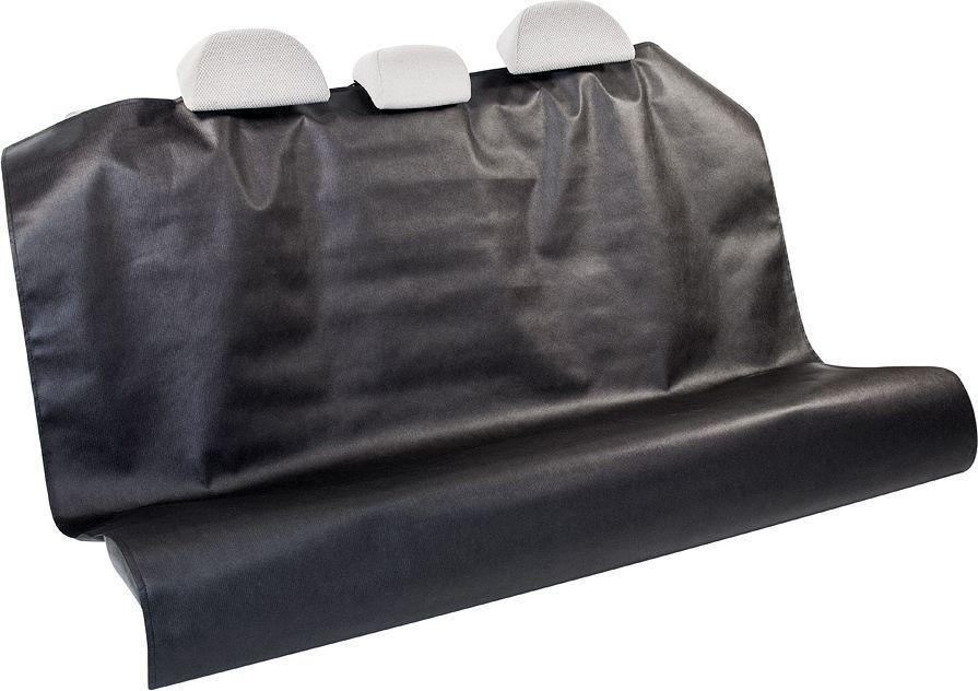 Накидка для перевозки собак Comfort Address, на заднее сиденье, 160 х 130 см. М 119М 119Накидка Comfort Address подходит для заднего сидения автомобиля. Она поможет удобно перевезти питомца и защитит сидение от пятен, шерсти и царапин. Изготовлена из спанбонда (100 г/м2), который обладает прекрасными свойствами: прочность, долговечность, экологичность.Накидка надевается на подголовники.Размер: 160 х 130 см.