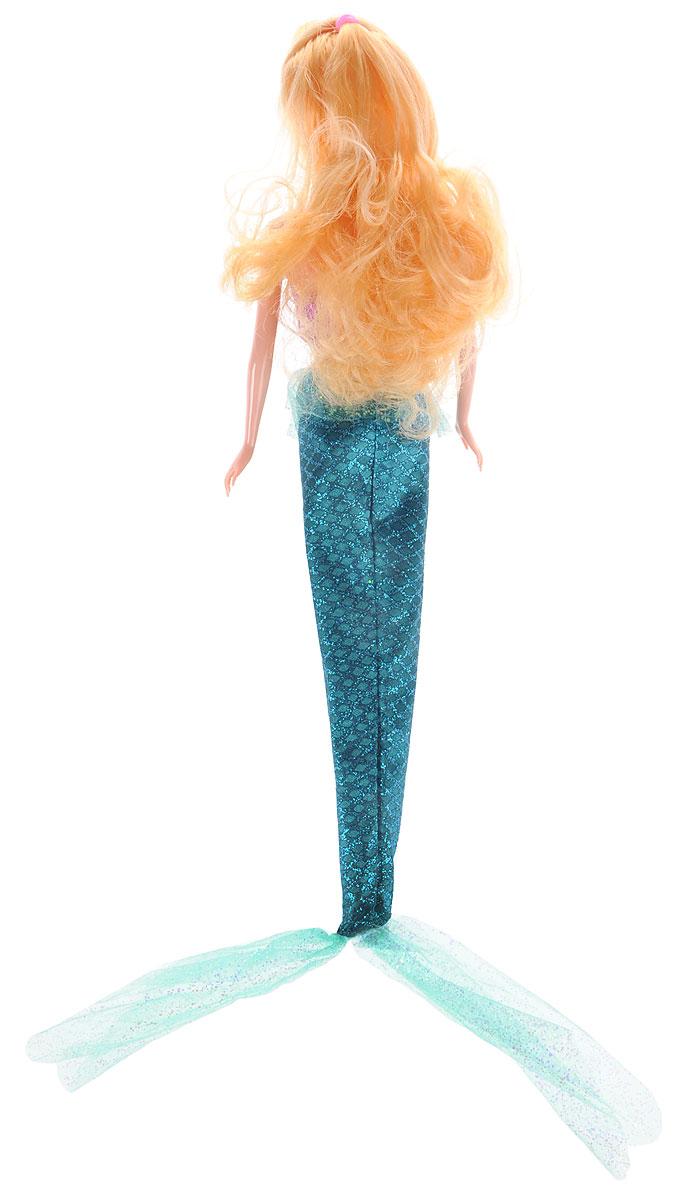 Veld-CoКукла Русалка цвет плавника зеленый Кукла