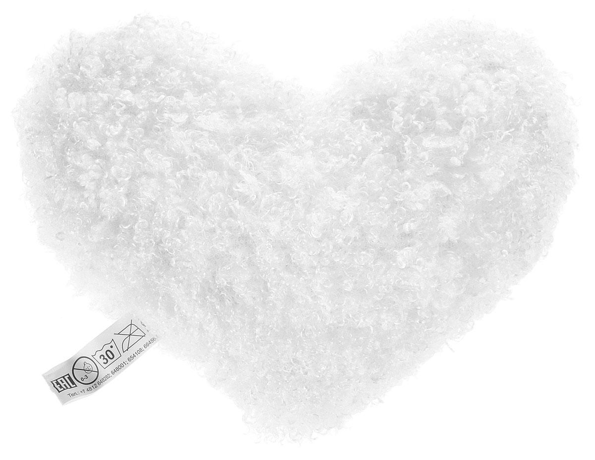СмолТойс Мягкая игрушка Сердце 15 см смолтойс мягкая игрушка зайка даша цвет салатовый 41 см