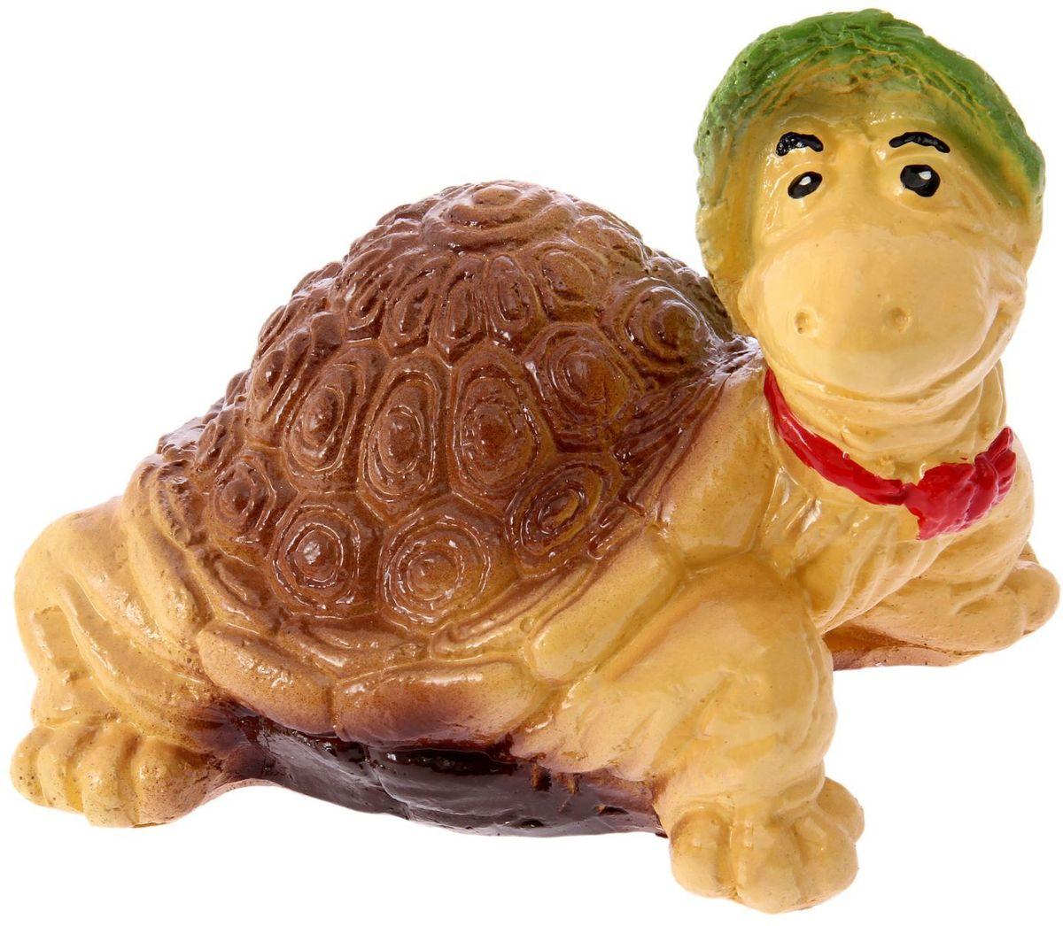 Фигура садовая Черепаха Тортила, 17 х 20 х 25 см1204029