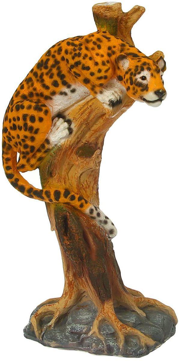 Фигура садовая Ягуар, 52 х 35 х 96 см лонда 10 96 отзывы