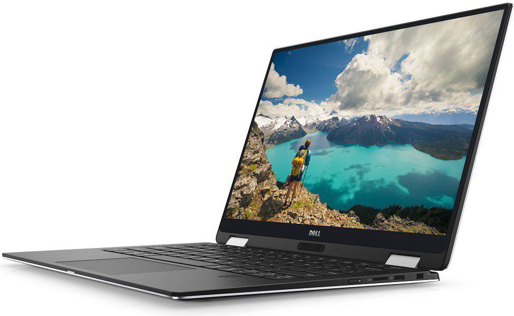 Dell XPS 13 (9365-4436), Silver