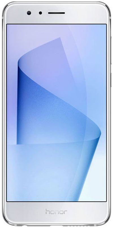 Huawei Honor 8 32GB, White - Смартфоны