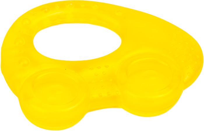 Canpol Babies Прорезыватель охлаждающий Автомобиль цвет желтый