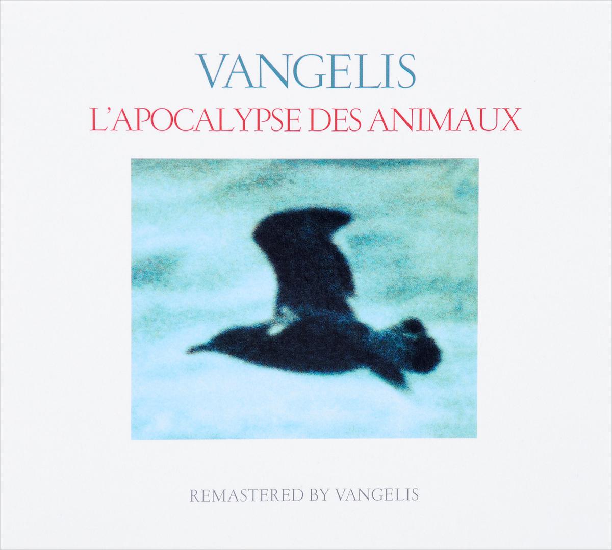 Вангелис Vangelis. L'apocalypse Des Animaux вангелис vangelis earth
