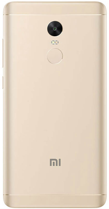 Xiaomi Redmi Note 4X (32GB), Gold Xiaomi
