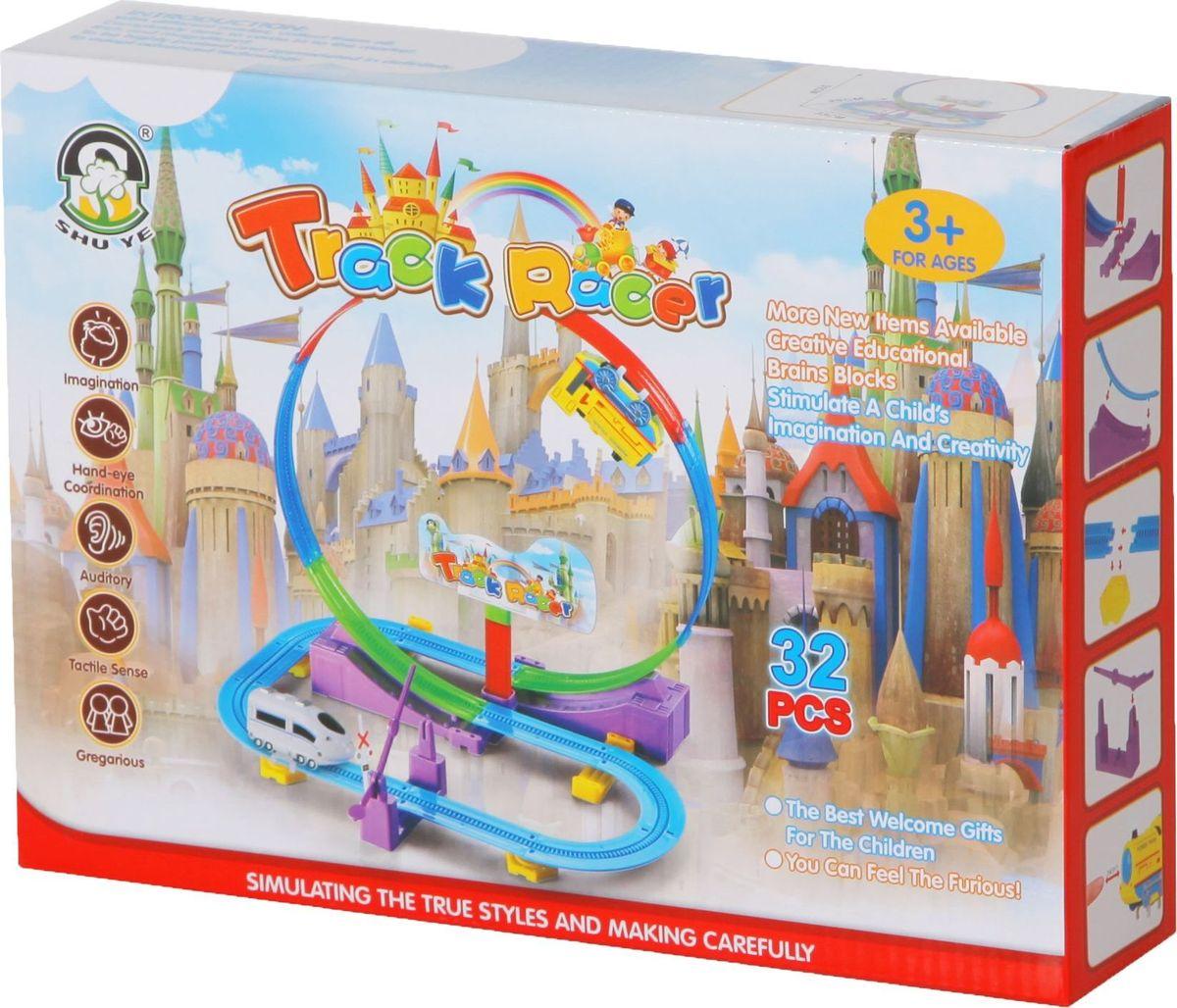 Yako Игрушечный трек Y18641018 motormax игрушечный трек мини заправочная станция