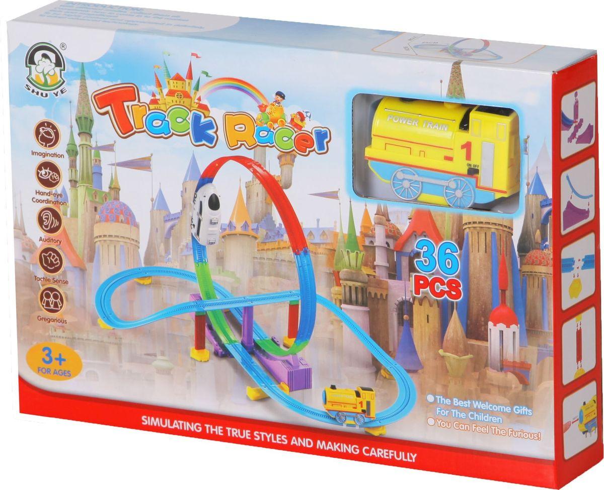 Yako Игрушечный трек Y18641016 motormax игрушечный трек мини заправочная станция