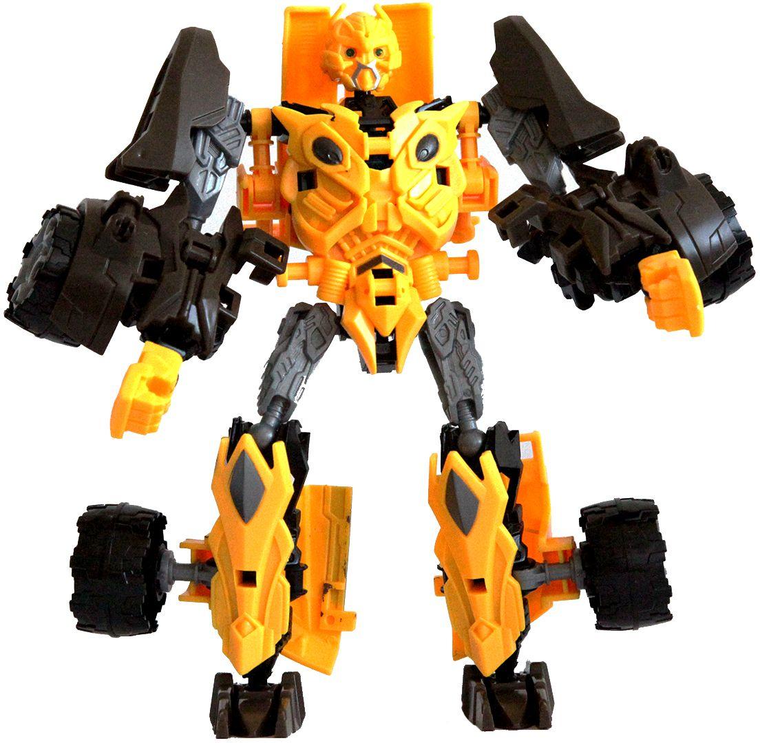 Deformation Warrior Робот-трансформер цвет желтый черный 100946270