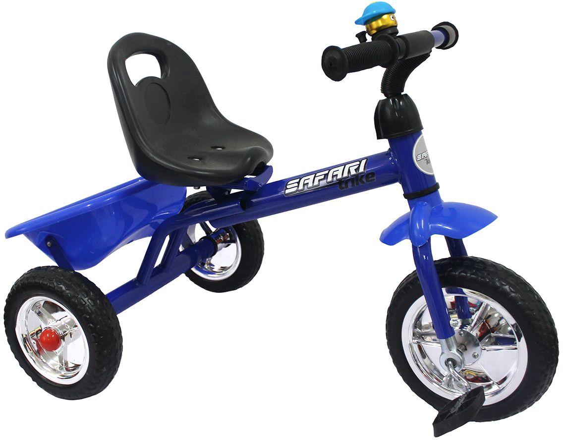 Safari Велосипед трехколесный Trike Kids цвет синий1005573