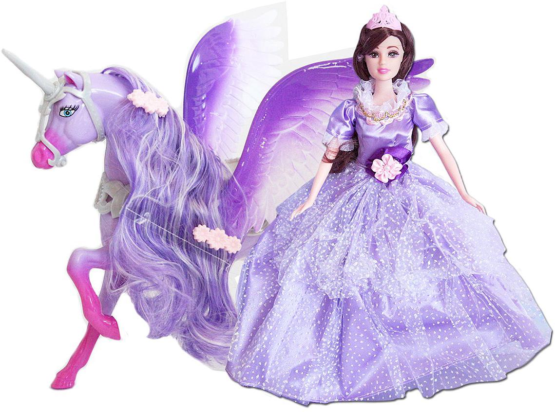 S+S Toys Игровой набор с куклой 1006276 142411312 s