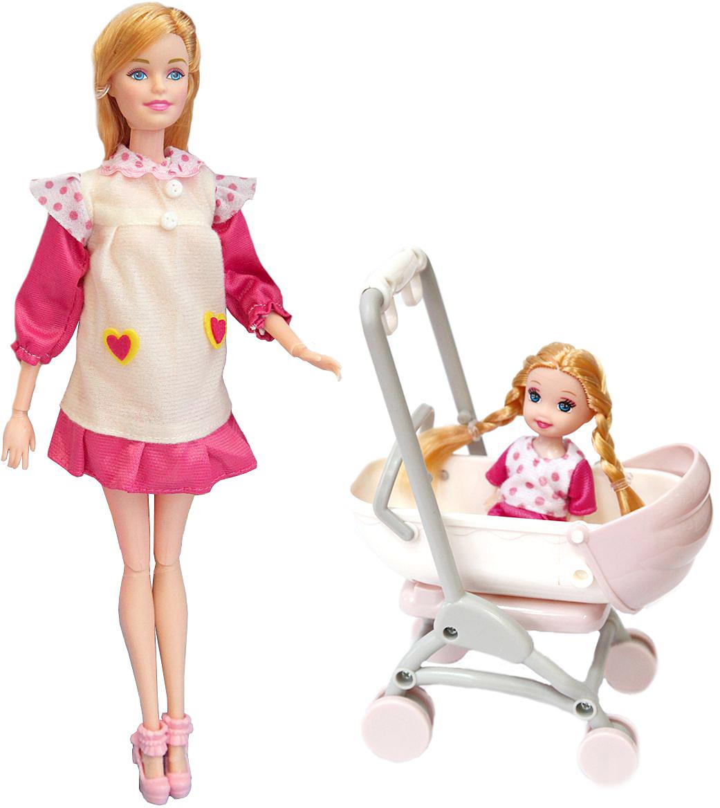 S+S Toys Игровой набор с куклой 1006281 s s toys игрушечный набор доктор