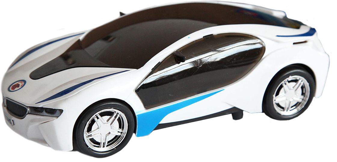 S+S Toys Машинка EC80280R машинка s s toys k135a 6 1 42