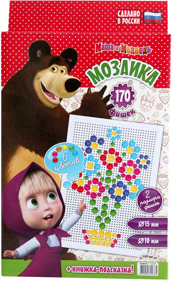 Маша и Медведь Мозаика 1133501 мозаика kukumba мозаика маша и медведь