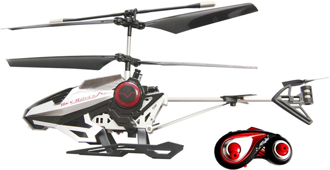 Auldey Вертолет на радиоуправлении auldey джип на батарейках в чемодане auldey р у 1 28 yw281050 0