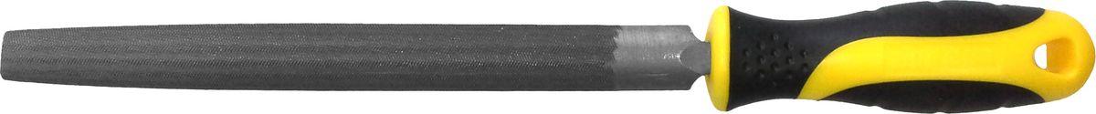 Напильник Berger, полукруглый, с рукояткой, 200 ммBG1153Слесарный напильник Berger предназначен для опиливания различных поверхностей. Изготовлен из высококачественной стали, обеспечивающей прочность и износостойкость изделия. Напильник оснащен эргономичной рукояткой.Длина напильника: 20 см.