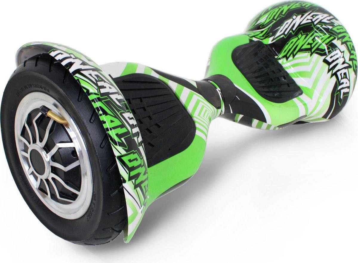 """Гироскутер Hoverbot """"C-1 Light"""", цвет: Green Multicolor (зеленый, мультиколор)"""