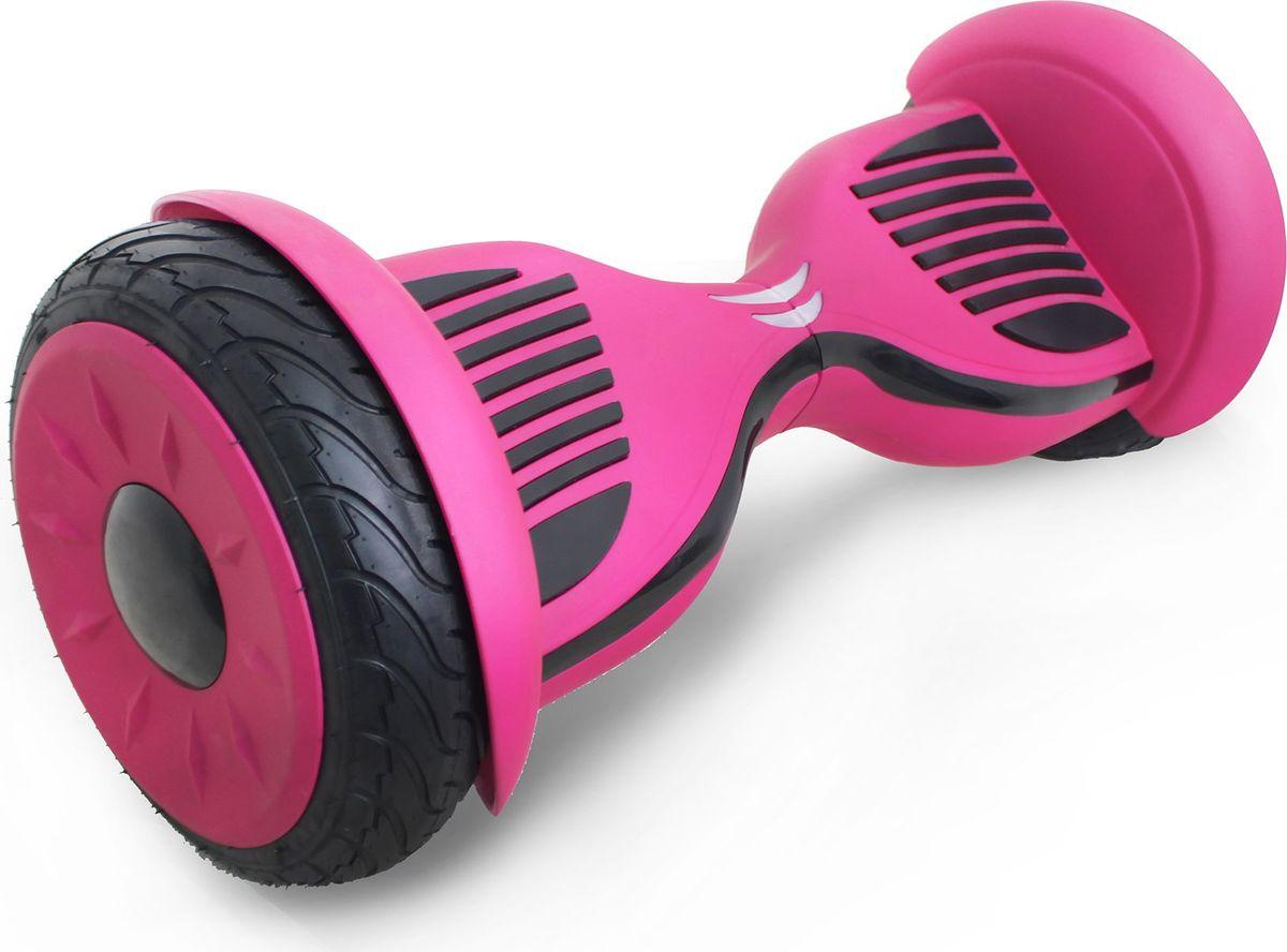 Гироскутер Hoverbot C-2 Light, цвет: Matte Pink Black (матовый розово-черный)