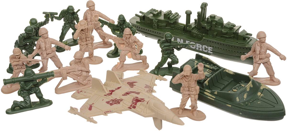 Yako Набор солдатиков Армия M6132 игровые наборы yako игровой набор кухня