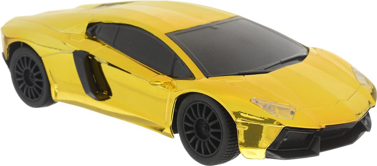 Yako Машина на радиоуправлении цвет желтый Y19818001