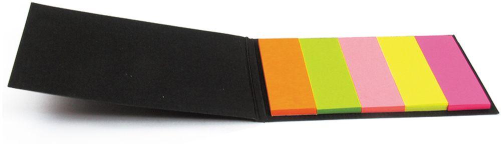 Brauberg Закладка с липким слоем 1,5 х 4,5 см 5 шт по 20 листов