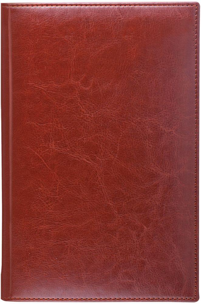 Brauberg Ежедневник Imperial недатированный 160 листов цвет коричневый формат A5123414Недатированный ежедневник Brauberg Imperial - выполнен в классическом дизайне. Мягкая, прошитая по периметру обложка с легкой рельефной фактурой, напоминающей натуральную кожу, и внутренний блок из тонированной бумаги воплощают поистине имперскую роскошь.Все планы и записи всегда будут у вас перед глазами, что позволит легко ориентироваться в графике дел, событий и встреч.